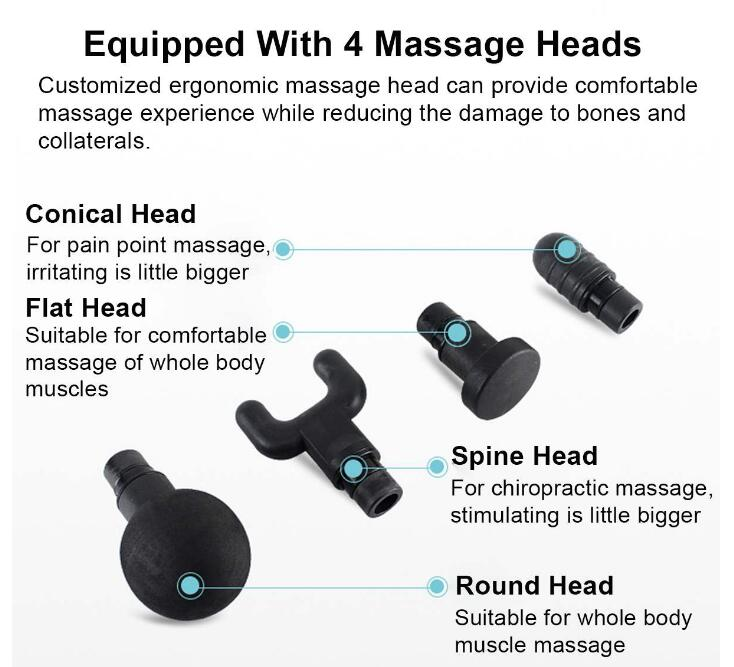 Gun Massager healthcare massager